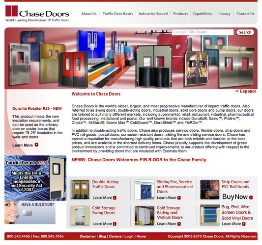 Commercial Door And Hardware Impact Doors
