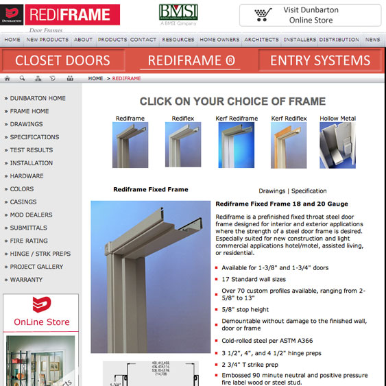Commercial Door and Hardware - Hollow Metal Doors and Frames